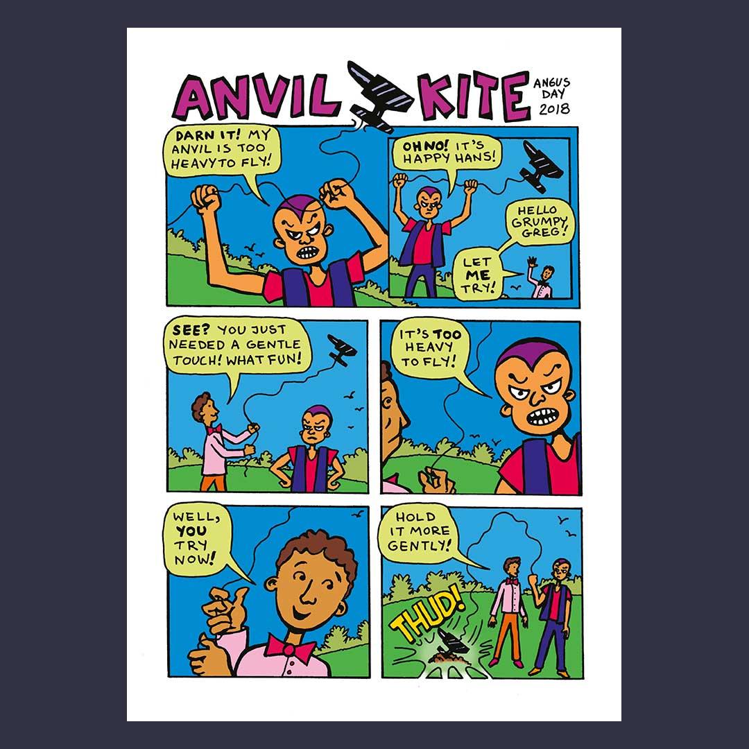 Anvil Kite