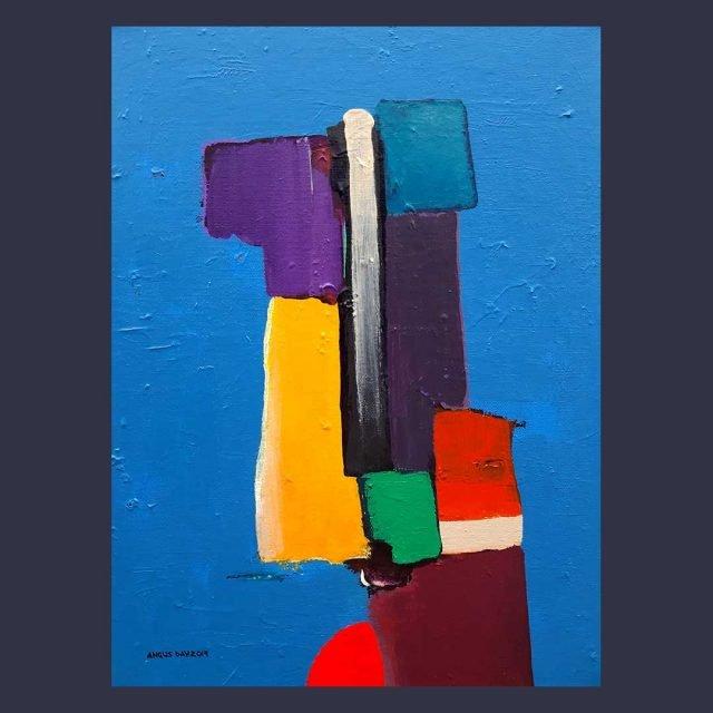 Infamous Five - Blue