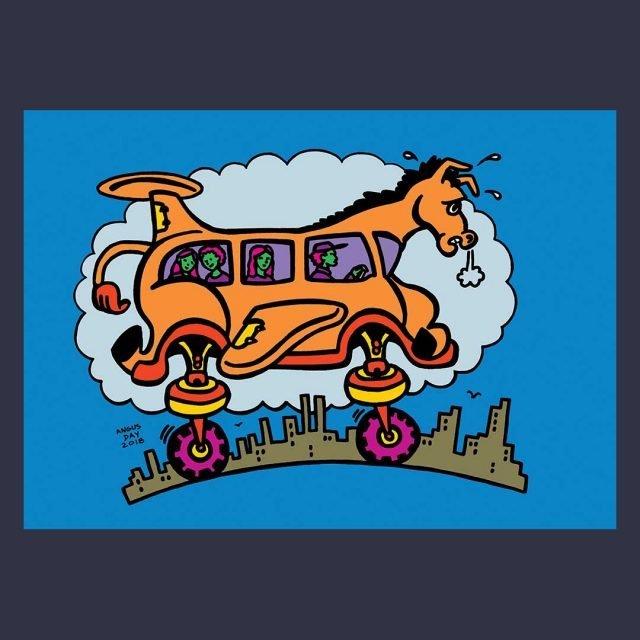 Horse Van